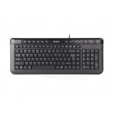 A4 Tech KL40 Ultra Slim Multimedia USB Keyboard