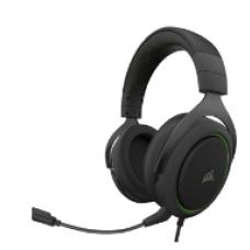 CORSAIR HEAD PHONE HS50 PRO STEREO (Green) #CA-9011216