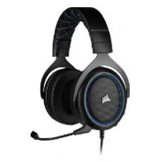 CORSAIR HEAD PHONE HS50 PRO STEREO (Blue) #CA-9011217
