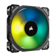CORSAIR CASING FAN ML120 PRO RGB, 120mm Premium Magnetic Levitation RGB LED PWM Fan-Single Pack # CO-9050075-WW
