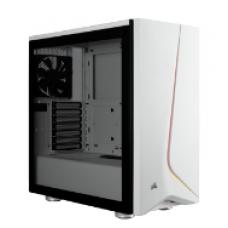 Corsair Carbide SPEC-06 RGB Tempered Glass Case — White/Black