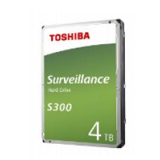 """TOSHIBA 4TB SURVEILLANCE HARD DRIVE 3.5"""" SATA"""