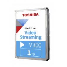 "TOSHIBA 1TB SURVEILLANCE HARD DRIVE 3.5"" SATA # HDWU110UZSVA"
