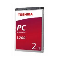 TOSHIBA 2TB INTERNAL LAPTOP HDD 2.5 INCH