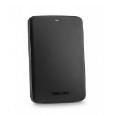 TOSHIBA 3TB EXTERNAL HDD CANVIO BASIC, BLACK
