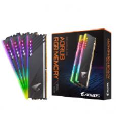 AORUS (8X2)16GB RGB Memory 3600MHz With Demo Kit