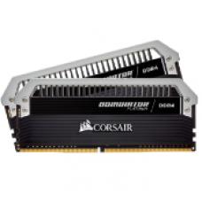 CORSAIR DOMINATOR® PLATINUM 16GB (2 X 8GB) DDR4 DRAM 3200MHz C16 Memory Kit