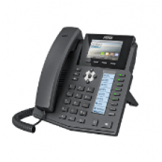 Fanvil X5S 6 Line Executive Gigabit Color Display Phone