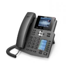 Fanvil X4 4 Line Enterprise Multi Color Screens Phone