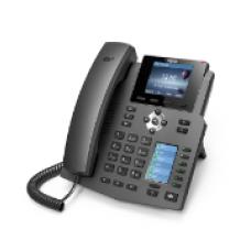 Fanvil X4G 4 Line Enterprise Multi Color Screens Gigabit Phone